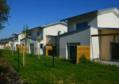Logements sociaux à Angers