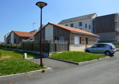 Construction de logements pour personnes âgées au Marillais