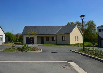 Construction d'une maison neuve à Saint-Florent le Vieil